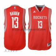 Camisetas Baloncesto Niños Houston Rockets 2015-16 James Harden 13# NBA Road